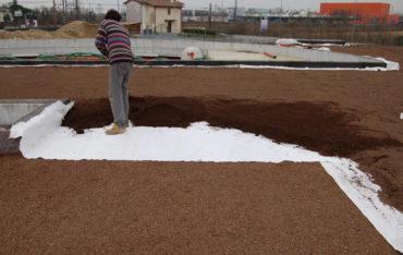 Installation und Aufbau der DRAINROOF Dachbegrünung für nachhaltiges Wasser-Management